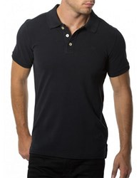 7 Diamonds Classic Polo Black