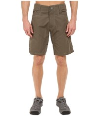 Kuhl Kontra Air Short Gun Metal Men's Shorts Gray