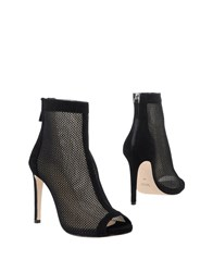 Chantal Ankle Boots Black