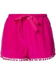 Figue Maja Shorts Pink Purple