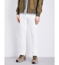 Citizens Of Humanity Bowery Slim Fit Jeans White Noise