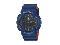 G Shock Ga 100L Blue Sport Watches