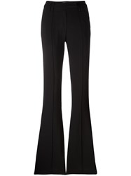 Plein Sud Jeans Flared Trousers Black