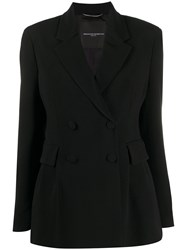 Ermanno Scervino Double Breasted Fitted Blazer 60