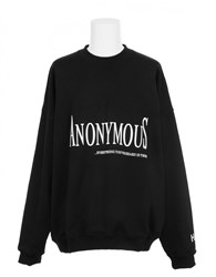 Hood By Air Sweat Anonymous Black