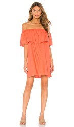 Show Me Your Mumu Can Can Dress In Orange. Coral