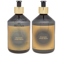 Tom Dixon Orientalist Hand Duo Gift Set Gold