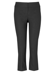 Phase Eight Betty Cropped Trousers Black