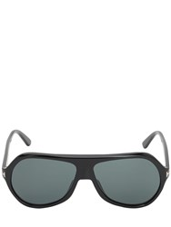 Tom Ford Mask Pantograph Sunglasses Black
