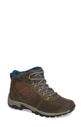 Timberland Mt. Maddsen Waterproof Hiking Boot Grey Leather