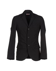 Sun 68 Suits And Jackets Blazers Men Black