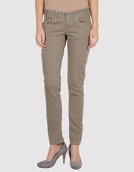Fornarina Denim Pants Khaki