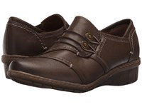 Spring Step Hannah Taupe Clog Shoes