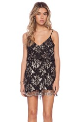Liv Mariah Cami Dress Black