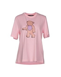 Antipodium T Shirts Pink