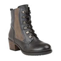 Lotus Onslow Ankle Boots Black