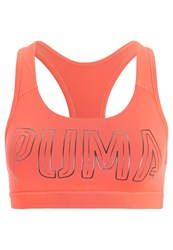 Puma Powershape Forever Sports Bra Red Blast