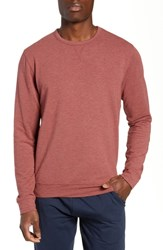 Tasc Performance Legacy Crewneck Sweatshirt Mercury Heather