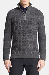 Men's Vince Camuto Quarter Zip Sweater