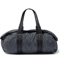 Comme Des Garcons Shirt Canvas Holdall Gray