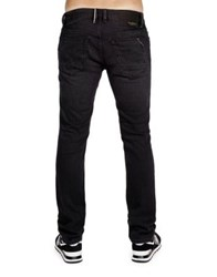 Cult Of Individuality Isko Rocker Slim Fit Jeans Vintage Black