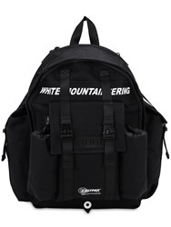 Eastpak Mountaineering Nylon Backpack Black