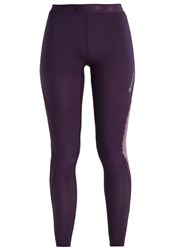 Skins Dnamic Tights Haze Purple