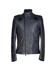 Richmond Denim Coats And Jackets Jackets Men Lead