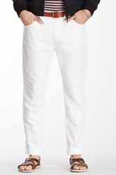 Stitch's Jeans Barfly Slim Fit Pant White