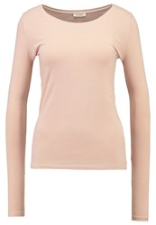 American Vintage Long Sleeved Top Dune Dune Beige