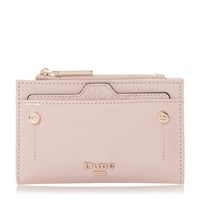 Dune Kimogen Purse With Removable Card Holder Nude