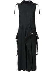 Max Tan 'Serge' Jumpsuit Black