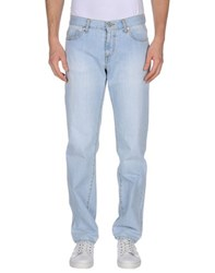 Dirk Bikkembergs Denim Denim Trousers Men Blue