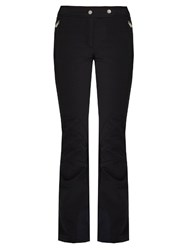 Toni Sailer Sestriere Jet Flared Ski Trousers Black
