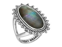 Lucky Brand Mother Of Pearl Statement Ring Silver Ring
