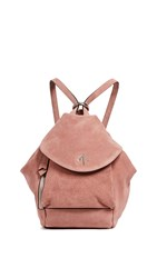 Manu Atelier Mini Fernweh Convertible Backpack Cameo Rose