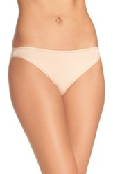 Felina Women's 'Sublime' High Cut Briefs Fawn