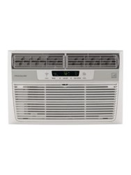 Frigidaire 8000 Btu Window Mounted Compact Air Conditioner And Temperature Sensing Remote Control White