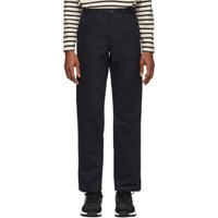 Norse Projects Navy Aros Heavy Trousers