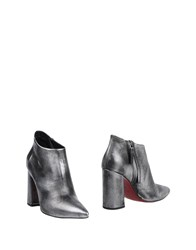 Couture Ankle Boots Lead