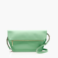 J.Crew Bennett Crossbody Bag Spearmint Green