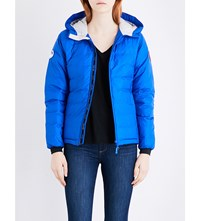 Canada Goose Camp Quilted Jacket Royal Blue