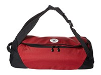 Crumpler Ample Thigh Duffel Bag Claret Duffel Bags Red