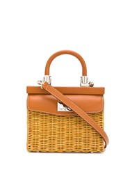 Rodo Wicker Tote Bag 60