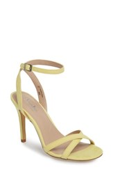 Charles By Charles David 'S Rome Sandal Buttercup Suede