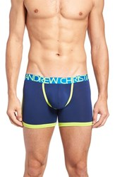 Andrew Christian Men's Coolflex Tagless Sports Boxer Briefs
