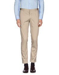 Royal Hem Trousers Casual Trousers Men Khaki
