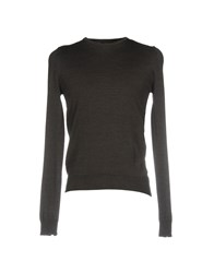 Become Sweaters Steel Grey