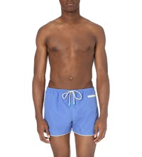 Oiler And Boiler East Hampton Swim Shorts Royal Blue