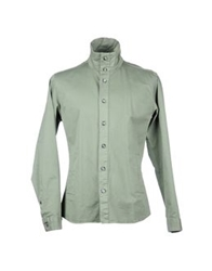 Hotel Jackets Military Green